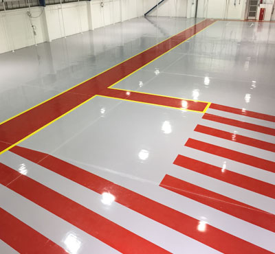 Remmers Leads The Way With Low Emission Resin Flooring