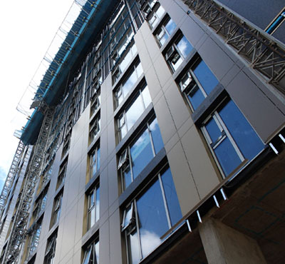 Longworth Chooses SFS Fasteners for Birmingham's New Tallest Building