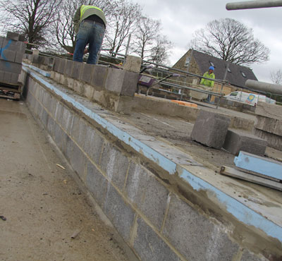 Marmox Thermoblock tackles thermal bridging around Harrogate home's basement structure