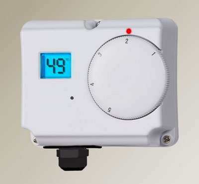 New Cylinder Thermostat from ESi