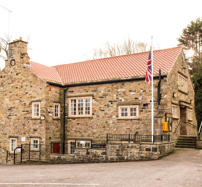 Memorial Hall Safeguarded With Yeoman Rainguard